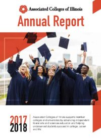 Cover of 2017-2018 ACI Annual Report